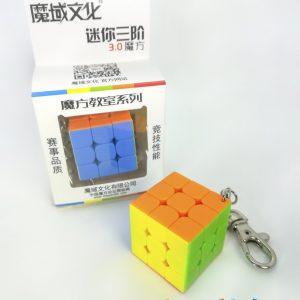 Cubo Rubik Mini 3x3 30mm Moyu Colored