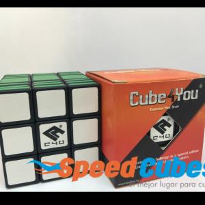 Cubo Rubik 3x3x7 C4U Bse Negra