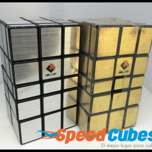 Cubo Rubik Mirror tower Cube Twist