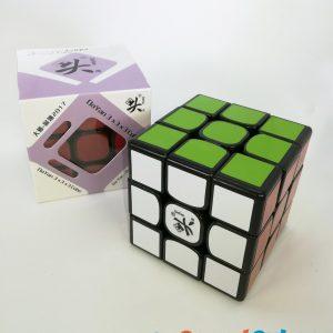 Cubo Rubik 3x3 Dayan 2017 Base Negra