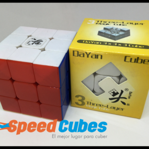 Cubo Rubik 3x3 Dayan Guhong Colored