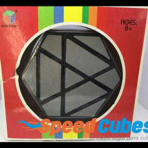 Cubo Rubik Shield Dian Sheng Base Negra
