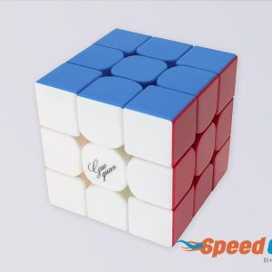 Cubo Rubik 3x3 Guo Guan Yuexiaon Moyu Stickerless