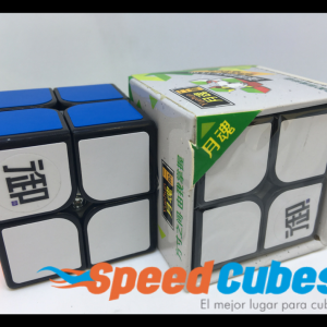 Cubo Rubik 2x2 Kungfu Base Negra