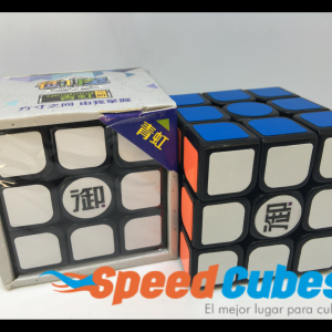 Cubo Rubik 3x3 KungFu Base Negra