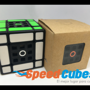 Cubo Rubik Dual Cube LimCube Base Nregra