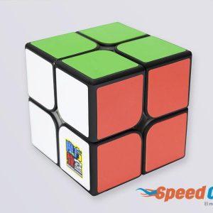 Cubo Rubik 2x2 MF Base Negra