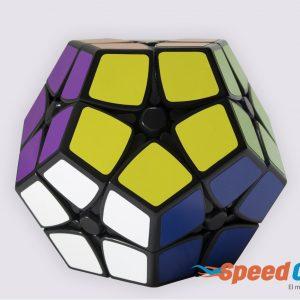 Cubo Rubik Megamix 2x2 Sengshou Base Negra