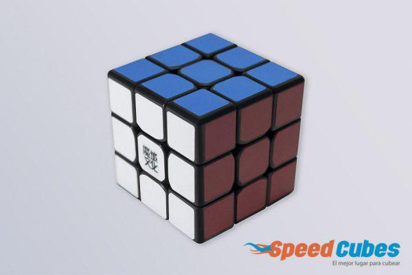 Cubo Rubik 3x3 Weilong Moyu Base Negra