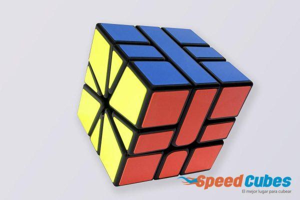 Cubo Rubik Square 1 Moyu Base Negra