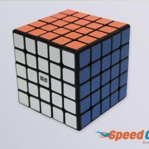 Cubo Rubik 5x5 Moyu Base Negra