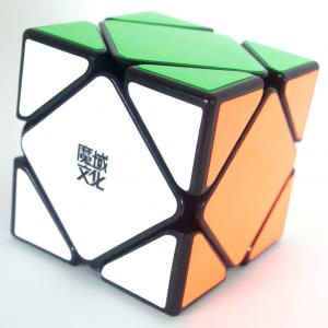 Cubo Rubik Skewb Moyu M Base Negra