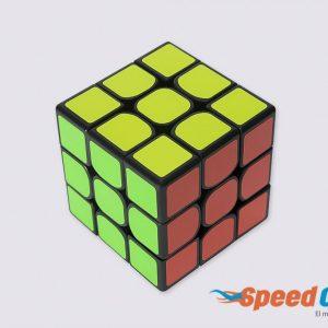 Cubo Rubik 3x3 Fang Yuang Sengshou Base Negra