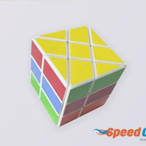 Cubo Rubik Windmillj YJ Base Blanca