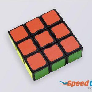 Cubo Rubik 3x3x1 super Flopy YJ Base Negra