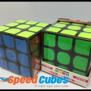 Cubo Rubik 3x3 Kirin Yuxin Base Negra