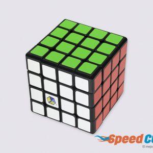 Cubo Rubik 4x4 Blue Yuxin Base Negra