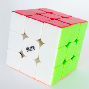 Cubo Rubik 3x3 Chufeng MoHuan ShouSu Colored