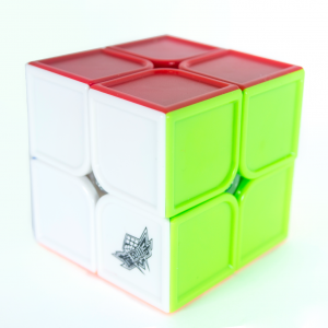 Cubo Rubik 2x2 Cyclone Boys V2 Stickerless