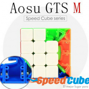 Cubo Rubik 4x4 Aosu GTS M Moyu