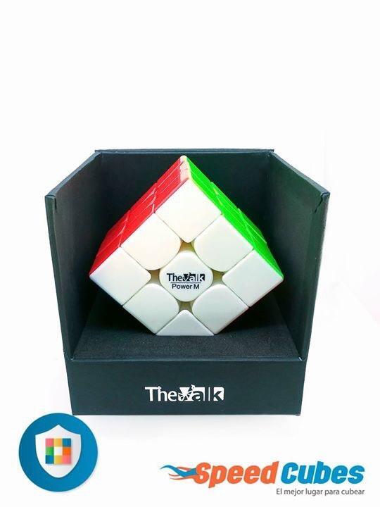 Cubo Rubik 3x3 Valk 3 Power M