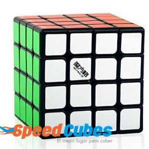 Cubo Rubik 4x4 MO FANG GE Base Negra
