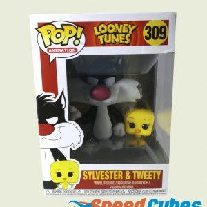 Funko Pop Sylvester y Tweety 309