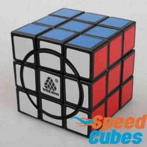 Cubo Rubik 3x3 Crazy Witeden