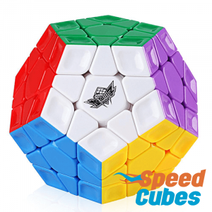 Cubo Rubik Megaminx Cyclone Boys Colored