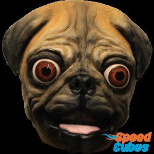 Mascara Perro Pug
