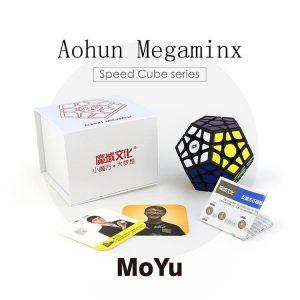 Cubo Rubik Megaminx Aohun Moyu
