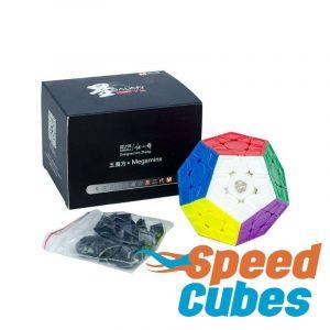 Cubo Rubik Megaminx Galaxy V2 M X Man Design