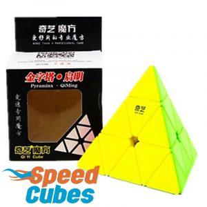 Cubo Rubik Pyraminx QiMing QiYi