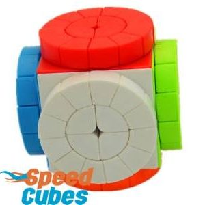 Cubo Rubik Time machine 2x2 colored