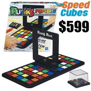 Juego De Mesa Rubik Race