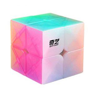Cubo Rubik 2x2 Jelly QiYi