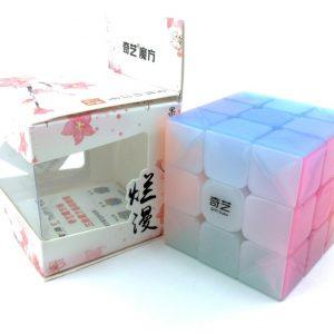 Cubo Rubik 3x3 Jelly QiYi