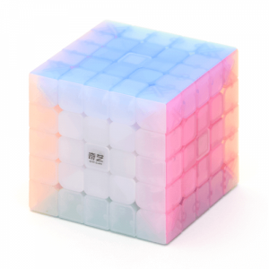 Cubo Rubik 5x5 Jelly QiYi