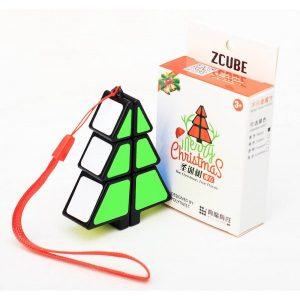 Cubo Rubik 1x2x3 Arbolito de Navidad ZCube