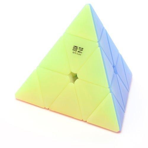 Cubo Rubik Pyraminx Jelly QiYi