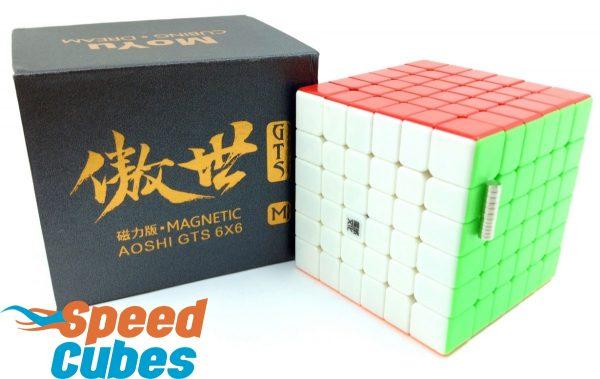 Cubo rubik 6x6 Moyu Aoshi GTS M