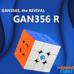 Cubo Rubik 3x3 Gan 356 R