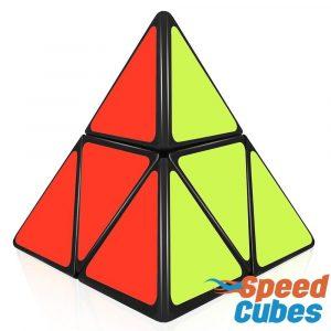 Cubo Rubik Pyramorphix Mozhi Base Negra