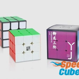 Cubo 3x3 Yulong YJ v2 M Colored