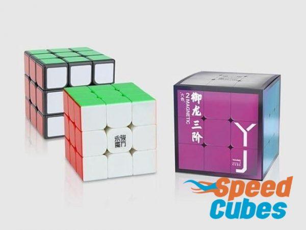 Cubo 3x3 Yulong YJ v2 M Colored
