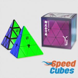 Cubo Cubik Pyraminx YJ Yulong M