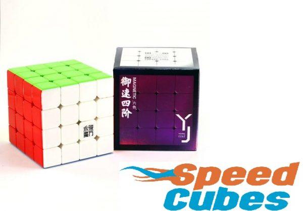 Cubo Rubik 4x4 YJ YuSu M Colored