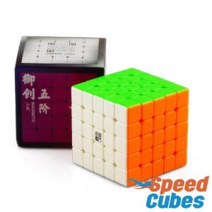 Cubo De Rubik 5X5 Yuchuang YJ Magnético