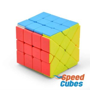 cubo fisher 4x4 fanxing colored
