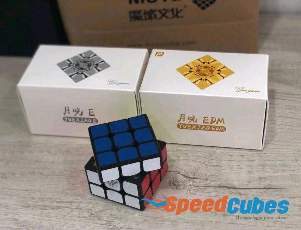 Cubo De Rubik 3x3 Goguan Yuexiao EDM